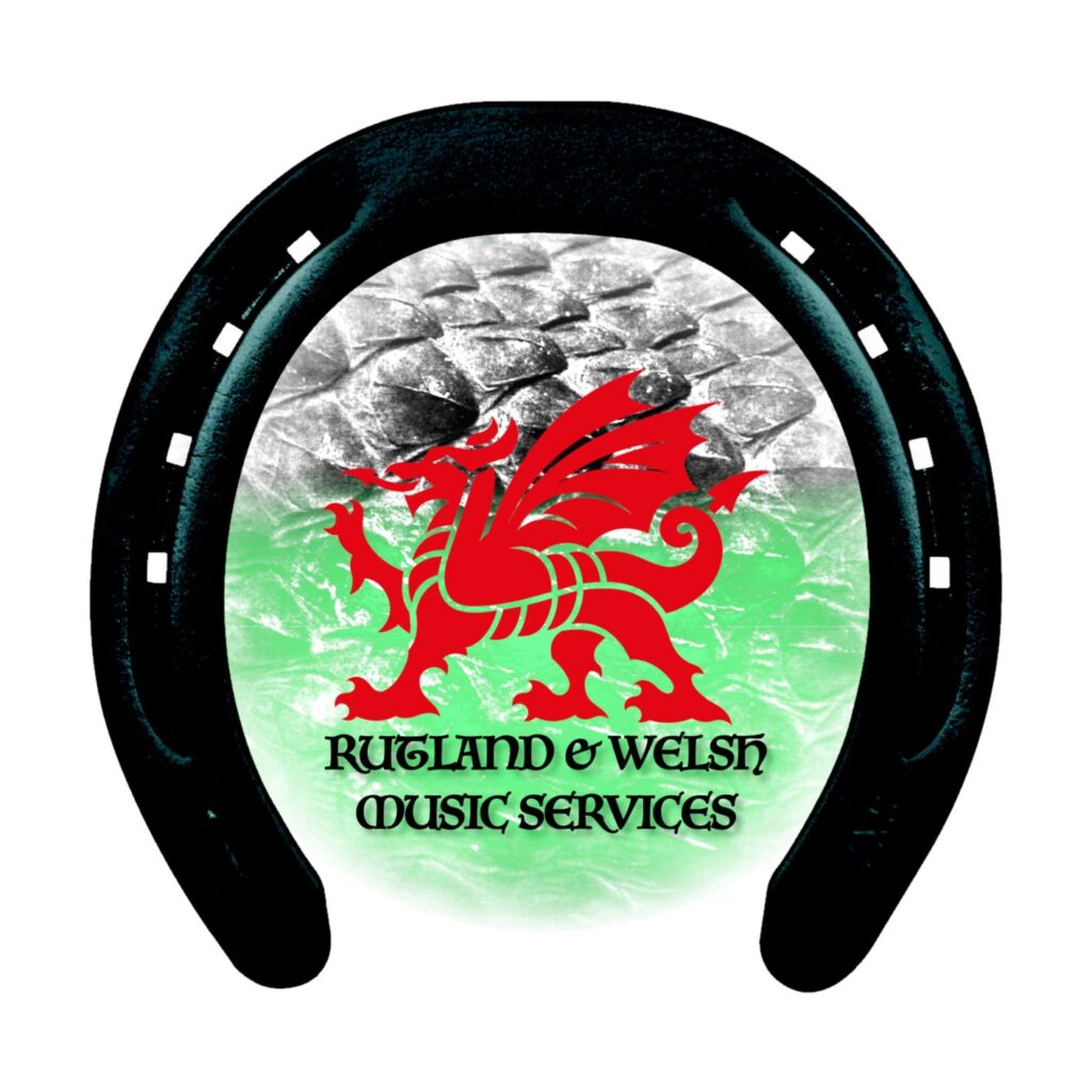 Rutland & Welsh Music Services. Singing Teacher Bourne Logo